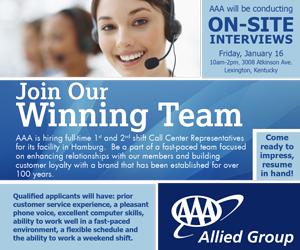AAA_jobs_LexingtonKY_Jan2015