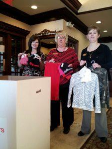 Forcht Bank Waitsboro Banking Center-Warm Hearts 2015