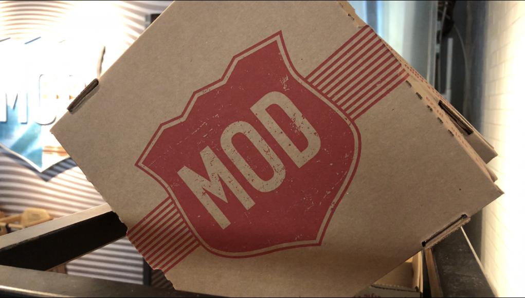 Mod Pizza Box