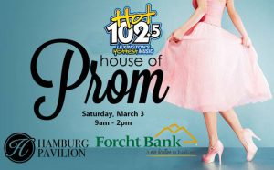 House of Prom. Go donate dresses