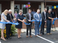 Sayre Lower School Ribbon Cutting