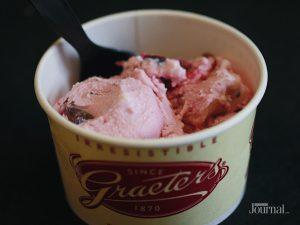 cup of Graeter's ice cream