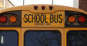 Weather Make Up Days: a yellow school bus