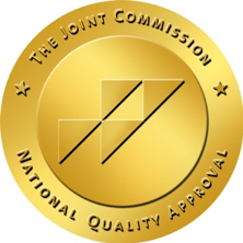 Gold Seal with the Joint Commision logo