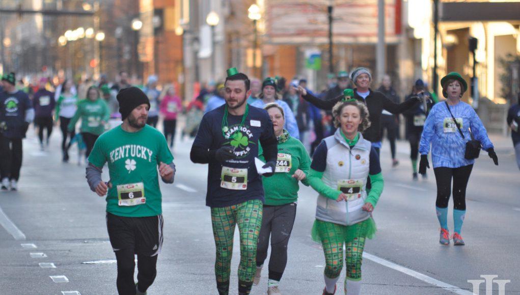St. Patrick's Da Shamrock Shuffle