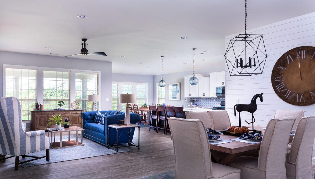 The Atkinson model by Ball Homes, on 2370 Calendula Rd