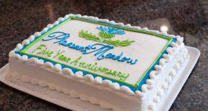 Senior Living: cake