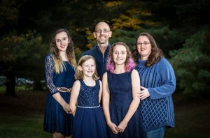 Tour of Remodeled Homes: family picture