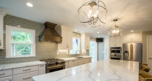 Tour of Remodeled Homes: remodel of a kitchen