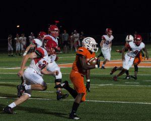 Lexington: high school football
