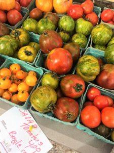 B.L.T.: tomatoes