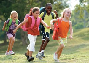 running-backpack-children
