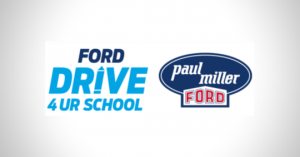 Frederick Douglass: a logo for paul miller ford