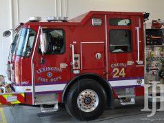 Burn: firetruck