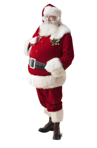 Holiday: santa claus