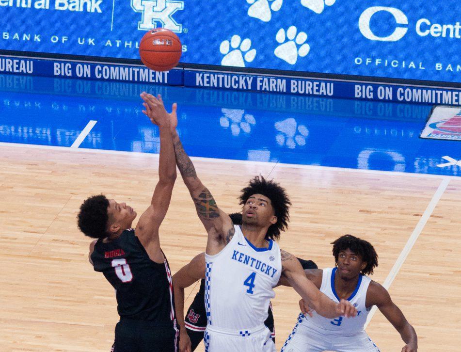Lexington: basketball game